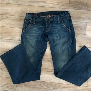 NWOT🍀🍀Lucky Brand Lil Maggie Flare Jeans